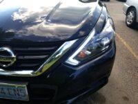 16-18 Nissan Altima Blackout LED Headlights