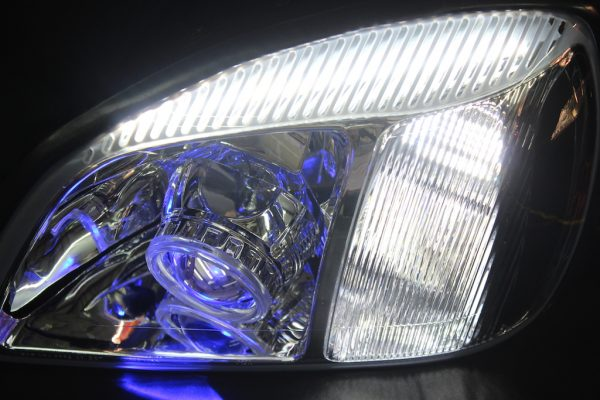 2000-2005 Cadillac Deville Switchback LED Headlights