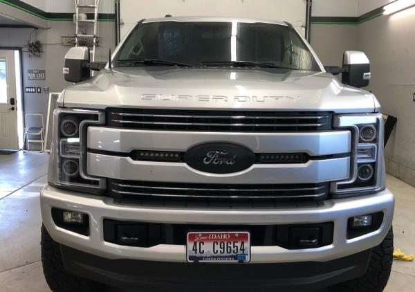 2017-2019 Ford Superduty Custom Projector Headlights
