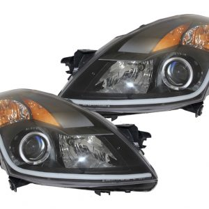2007-2009 Nissan Altima Sedan Intelligent led Headlights