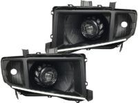 06-14 Honda Ridgeline RGBW Led Headlights