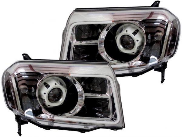 2012-2015 Honda Pilot Retrofit LED Custom Headlights