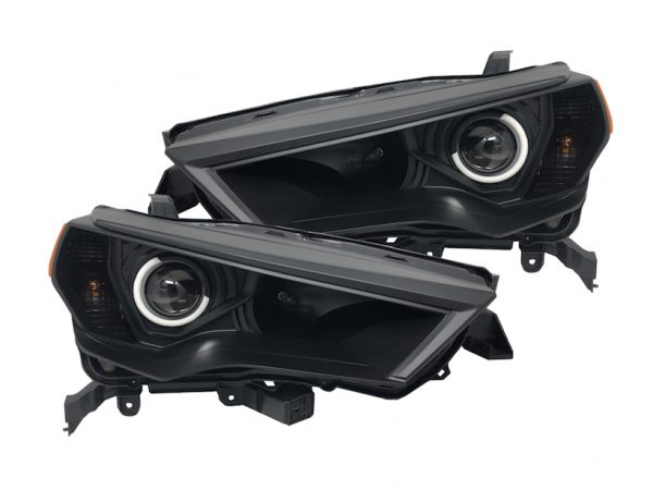 2014-2019 4Runner Angry Led Halo Headlights