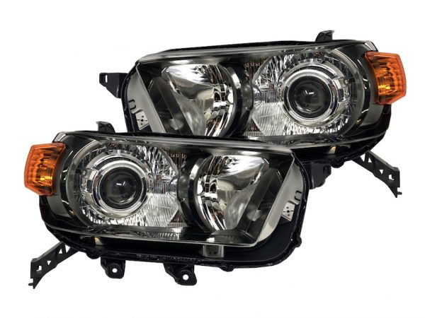 10-13 Toyota 4Runner LED Projector Retrofit Headlights
