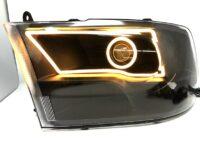 2009-2016 RAM 1500 2500 Retrofit LED Projector Headlights