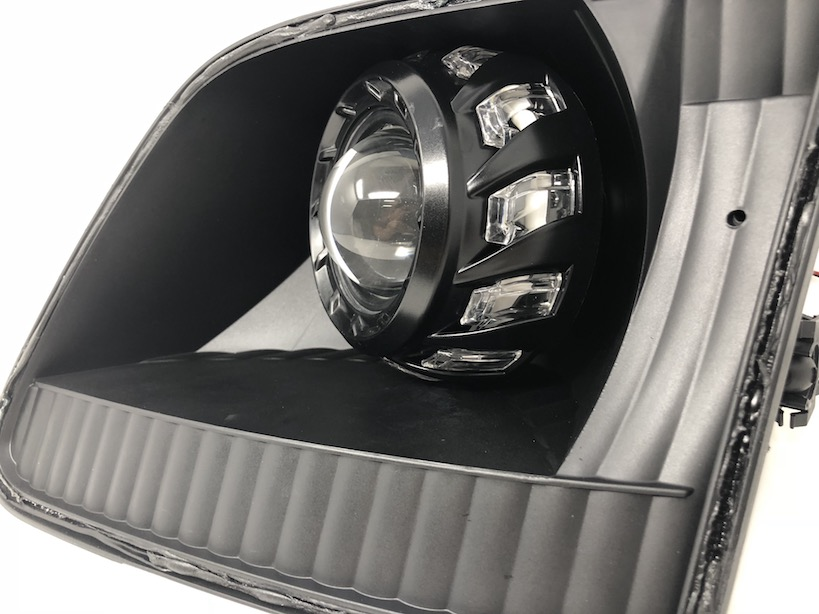 1997 2003 Ford F 150 Retrofit Headlights