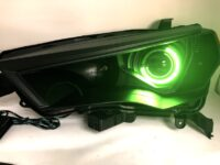 2014-2019 4Runner Angry Led Halo Headlights