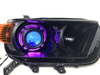 led halo projector headlights