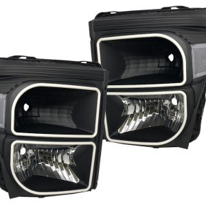 11-16 Ford F250 Color-shift LED Halos