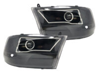 2009-2016 RAM 1500 2500 Retrofit LED Projector Headlights
