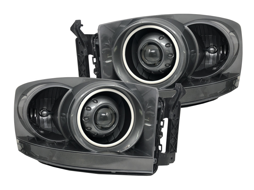 2007 Dodge Ram 1500 Headlights