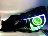 2010-2014 Subaru Outback Legacy Led Halo Projector Retrofit Headlights