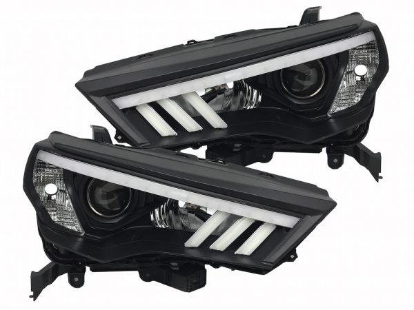 2014+ Toyota 4Runner The Conquest LED Retrofit Lamps.