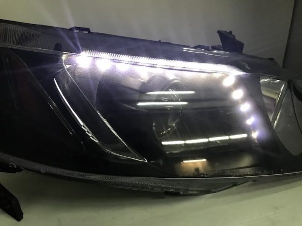 06-11 Honda Civic Coupe LED Retrofit Headlights