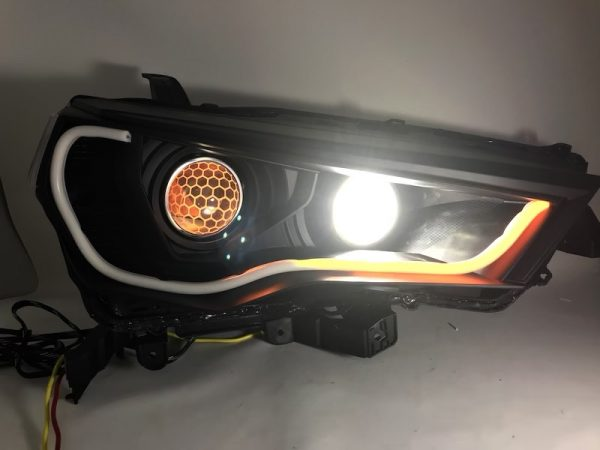 2014+ Toyota 4Runner 5th Gen Retrofit Headlight LED Mods