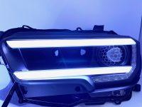 2017 Toyota Tacoma Full LED Custom Retrofit Black Headlights
