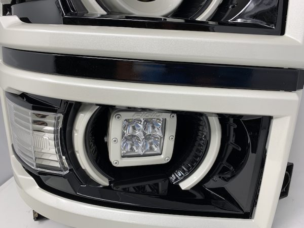 14-15 Chevrolet Silverado Off-Road LED Retrofit Headlights