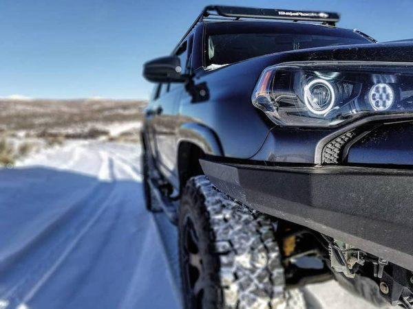 2014+ 5th Gen Toyota 4Runner Halo Projector Lights