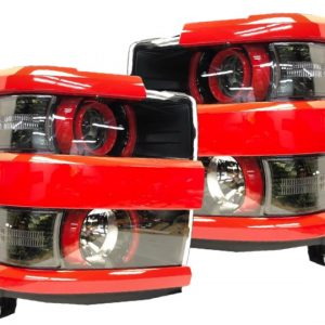 2015-2016 Chevrolet Silverado 2500 HD Custom Retrofit Headlights