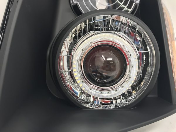 2007-2014 GMC Yukon XL 1500 2500 Denali Halo Projector Headlights