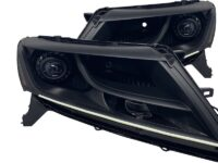 13-16 Nissan Pathfinder LED Headlights Black Series