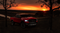 2019+ Ram 1500 LED Headlights Color Changing Outline