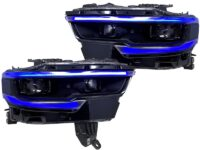 2019 5th Gen RAM LIMITED Multicolor LED Retrofit Headlights