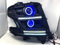 2015-2020 Chevrolet Tahoe Custom RGB LED Projector Custom Headlights