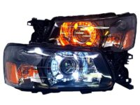 2003-05 Subaru Forester LED Halo Projector Headlights