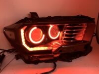 toyota tacoma led halo headlights