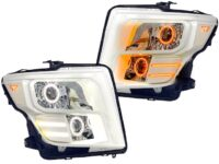 2007-2020 Nissan Titan Switchback LED Projector Retrofit Headlights